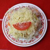 Halászcsárda Bolgár saláta