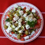 Halászcsárda Görög saláta